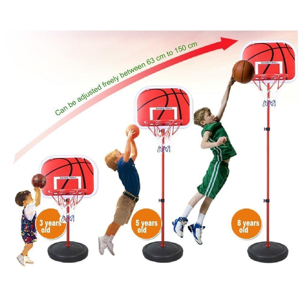 Kinder Basketball Körbe